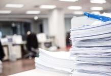 przechowywanie dokumentów w firmie